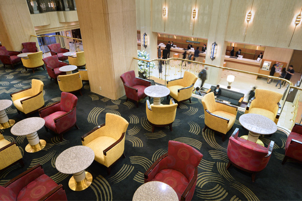 ホテルメトロポリタン|すずかけ(カフェ)