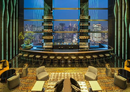 プリンスギャラリー東京紀尾井町|Sky Gallery Lounge Levita(ラウンジ・バー)