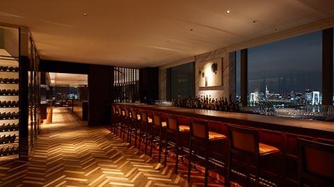 グランドニッコー東京台場|The Bar & Lounge