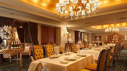 ホテルインターコンチネンタル東京ベイのランチレストラン|ファインダイニング ラ・プロヴァンス