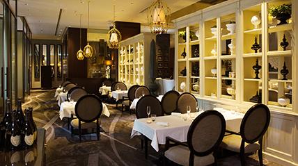 ホテルインターコンチネンタル東京ベイのランチレストラン|イタリアダイニング ジリオン