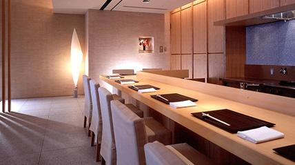 ホテルインターコンチネンタル東京ベイのランチレストラン|日本料理 分とく山