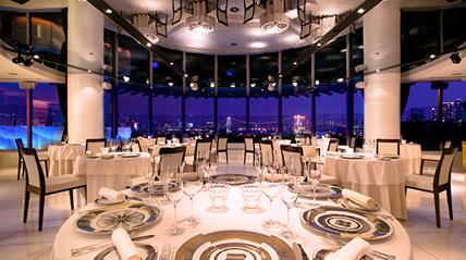 ホテルインターコンチネンタル東京ベイのランチレストラン|ニューヨークグリル マンハッタン