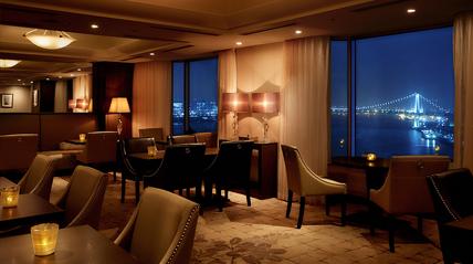 ホテルインターコンチネンタル東京ベイのランチレストラン|スカイビューラウンジ