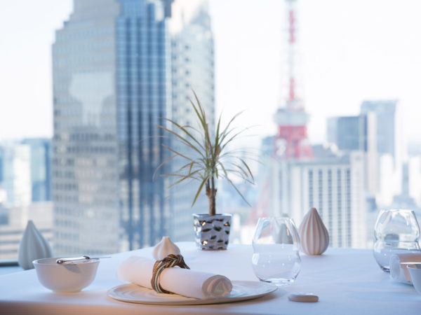 ANAインターコンチネンタルホテル東京|ピエール・ガニェール