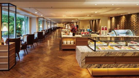 東京プリンスホテル|ブッフェダイニング ポルト