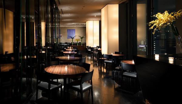 三井ガーデンホテル銀座プレミア|Restaurant sky(イタリア料理・ブッフェ 16F)