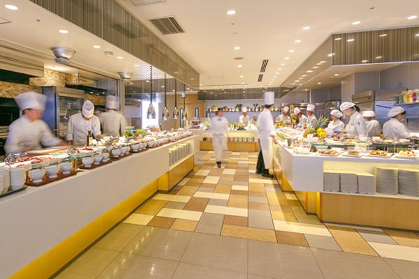 浅草ビューホテル|スカイグリルブッフェ 武藏(ブッフェ 26F)