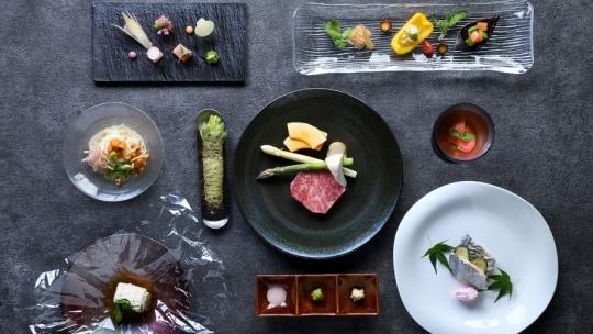 新宿プリンスホテル レストラン 風雅