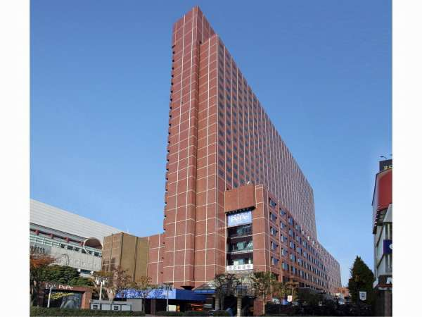 プリンスマルシェ(新宿プリンスホテル)のビュッフェ|外観