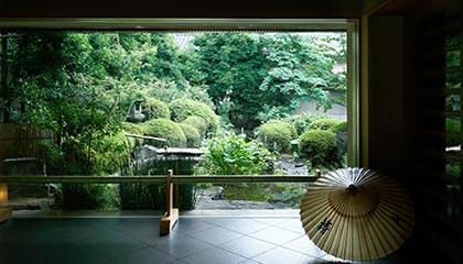 ホテル椿山荘東京|料亭 錦水