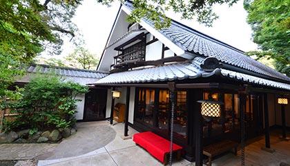 ホテル椿山荘東京|木春堂(石焼料理)