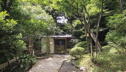ホテル椿山荘東京|そば処 無茶庵