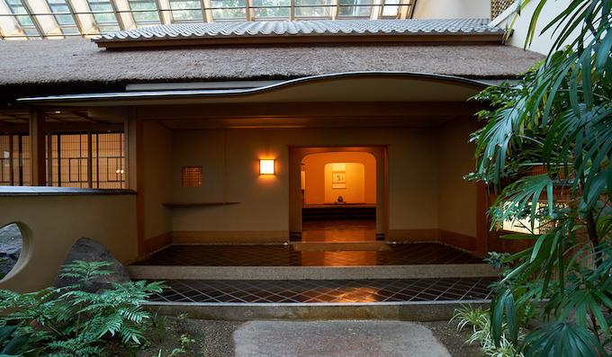 ホテル雅叙園東京|渡風亭