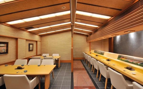 ロイヤルパークホテル|日本橋 矢の根寿司(寿司)