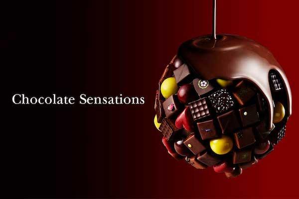 ANAインターコンチネンタルホテル東京のアフタヌーンティー「チョコレートセンセーション2019」