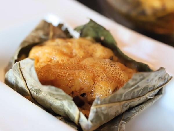 ヒルトン東京お台場 中国料理「唐宮」ランチコース(オマール海老のおこわ)