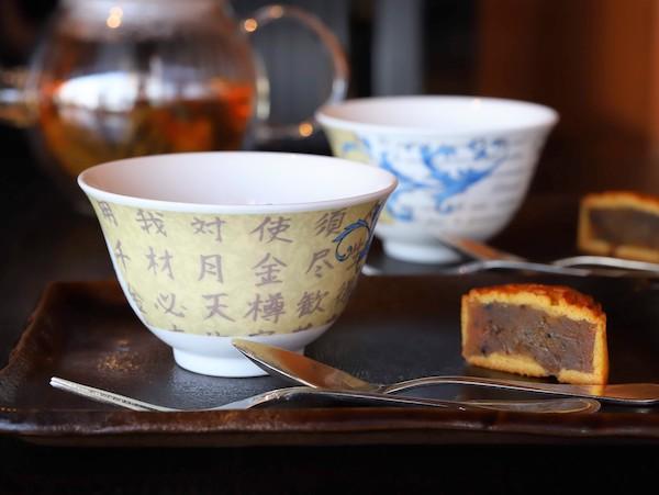 ヒルトン東京お台場 中国料理「唐宮」ランチコース(トリュフ入り月餅)