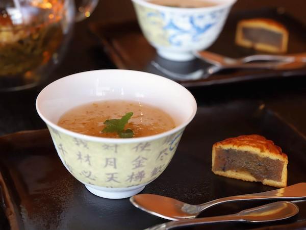ヒルトン東京お台場 中国料理「唐宮」ランチコース(デザート)
