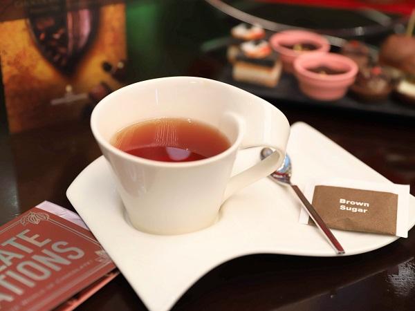 ANAインターコンチネンタルホテル東京のアフタヌーンティー(ロンネフェルトの紅茶)