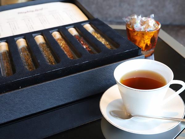 THE GRAND GINZA「ザ・グラン ラウンジ」のアフタヌーンティー(紅茶)