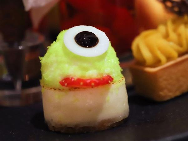 ホテルインターコンチネンタル東京ベイのアフタヌーンティー チーズケーキ