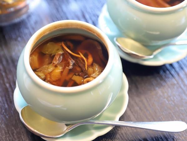 ヒルトン東京お台場 中国料理「唐宮」ランチコース(スープ)