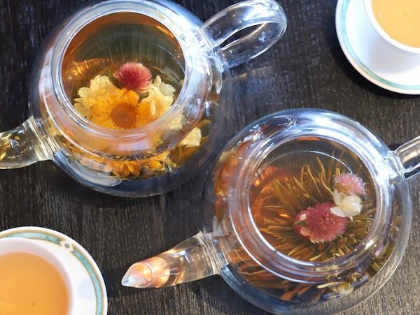 ヒルトン東京お台場 中国料理「唐宮」ランチコース(工芸茶)