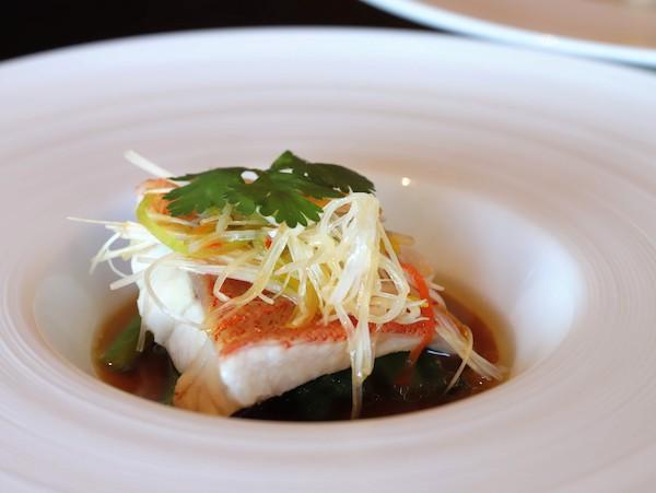ヒルトン東京お台場 中国料理「唐宮」ランチコース(海鮮料理)