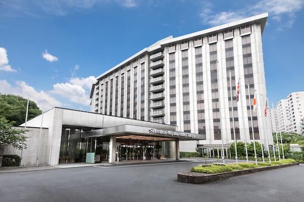 シェラトン都ホテル東京|外観