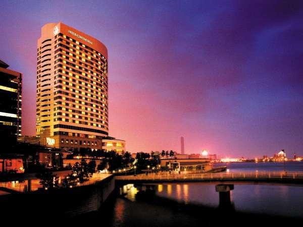 ホテルインターコンチネンタル東京ベイのアフタヌーンティー 外観