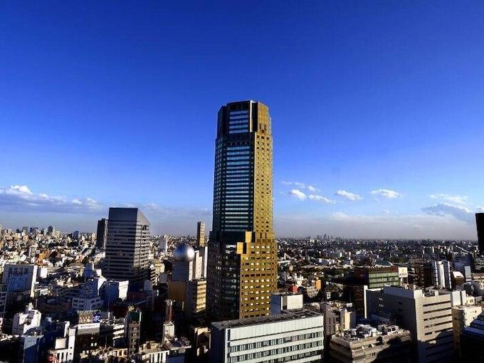 セルリアンタワー東急ホテル|外観