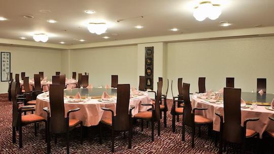グランドプリンスホテル新高輪|古稀殿(中国料理)