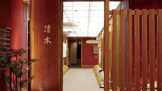 グランドプリンスホテル新高輪|清水(日本料理)