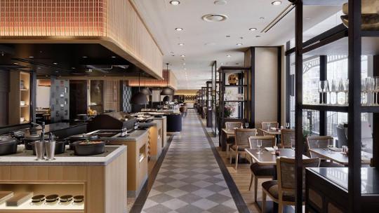 グランドプリンスホテル新高輪|Buffet & Cafe SLOPE SIDE DINER ZAKURO