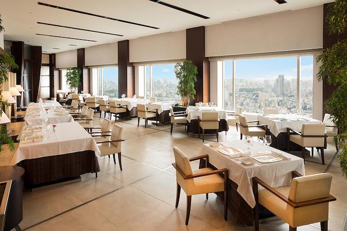 セルリアンタワー東急ホテル|クーカーニョ(フランス料理)