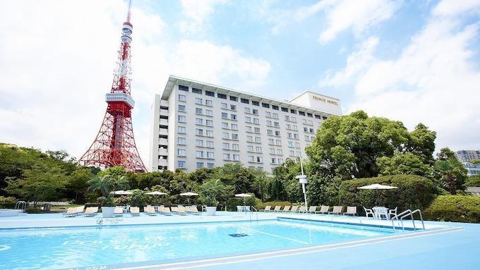 東京プリンスホテル|外観