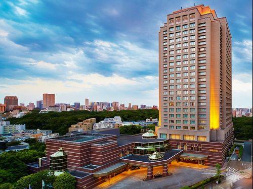 ウェスティンホテル東京|外観