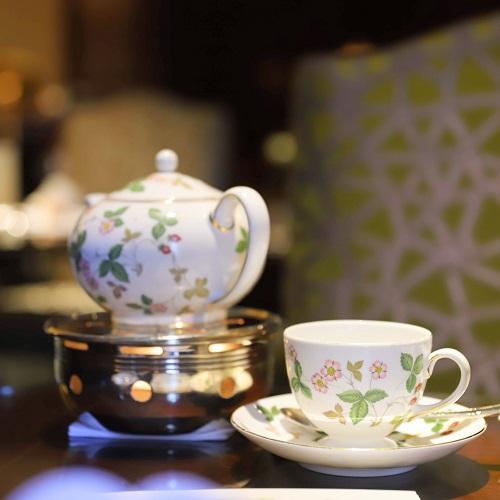 ザ・リッツ・カールトン大坂のアフタヌーンティー(紅茶)