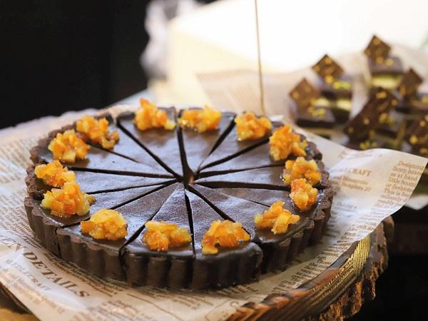 ANAインターコンチネンタルホテル東京のチョコレート・スイーツブッフェ「チョコレートセンセーション2019」シャンパンバー