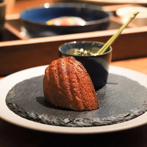 ハイアット セントリック 銀座 東京「NAMIKI667」のディナー(アペタイザー)