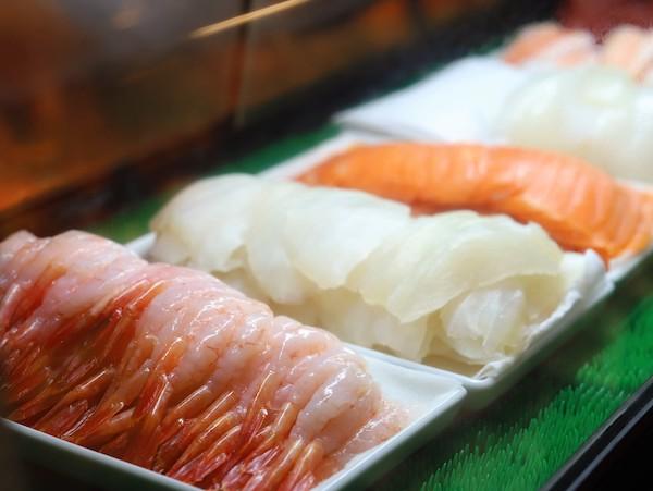 東京プリンスホテル|ポルトのブッフェ(寿司)