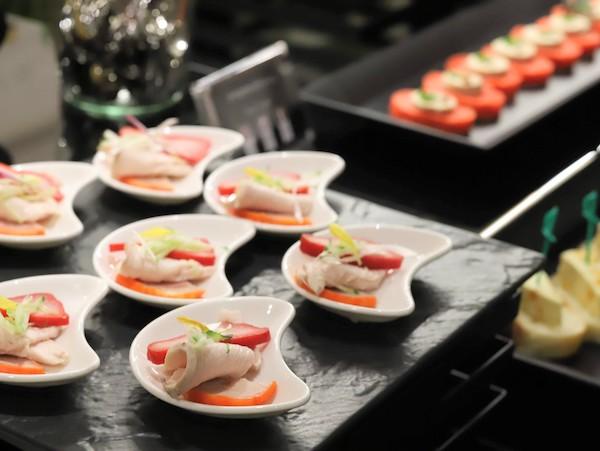東京プリンスホテル|ポルトのブッフェ(前菜)