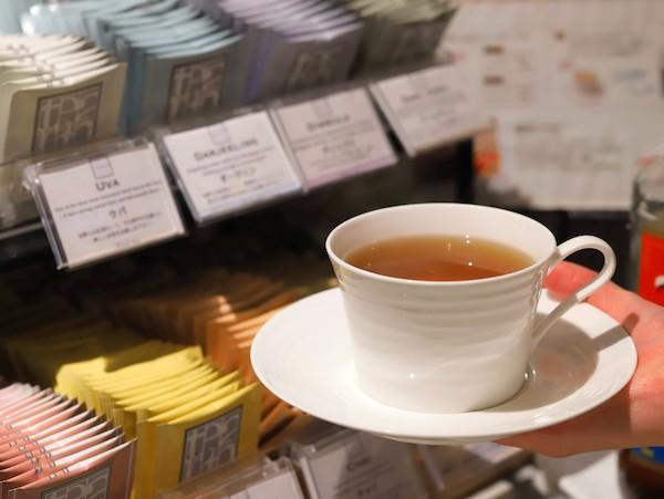 東京プリンスホテル|ポルトのブッフェ(紅茶)