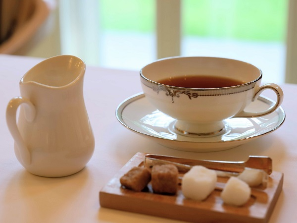 グランドプリンスホテル高輪「ル・トリアノン」紅茶