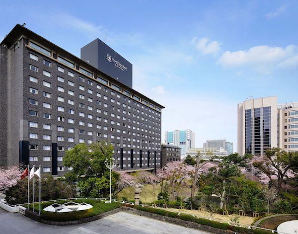グランドプリンスホテル高輪(外観)