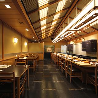 銀座久兵衛|帝国ホテル大阪店