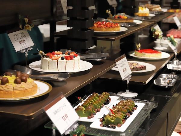 サンシャインシティプリンスホテルのディナービュッフェ|シェフズパレット(ビュッフェ台)