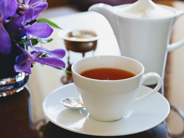 セントレジスホテル大阪のビュッフェ(紅茶)