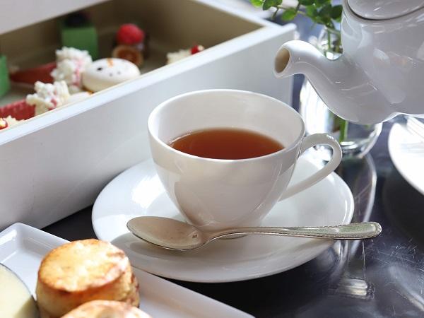 セントレジスホテル大阪のアフタヌーンティー(紅茶)